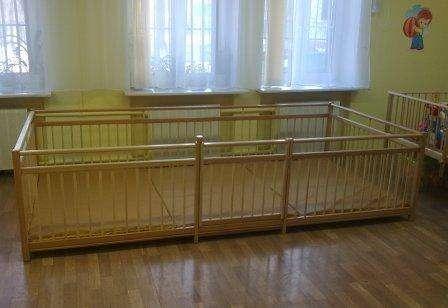 Купить детский манеж для детских учреждений в Москве Фото 1