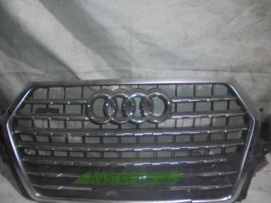 Решетка бампера Audi Q7 test
