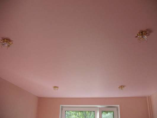 Натяжной потолок в Мытищах в Мытищи Фото 5