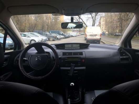 Продажа авто, Citroen, C4, Механика с пробегом 130000 км, в Москве Фото 3