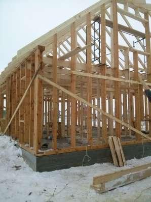 Строительство домов и не только