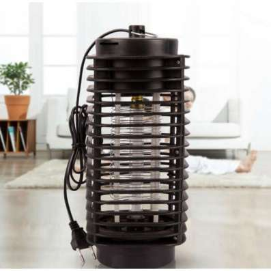 Эфективная лампа против комаров и насекомых