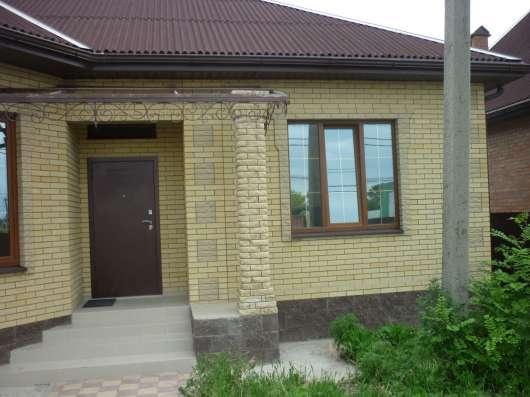 Продам новый дом 96 м2, в/у в Новобессергеневке
