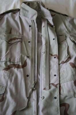 Куртка М65 Made In USA в Москве Фото 2