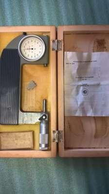 Микрометр МР 75-100, Микрометр гладкий МК 75-100