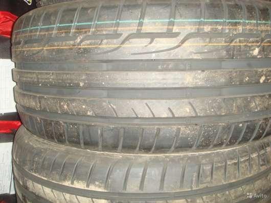 Новые Dunlop 245/40ZR17 Sport Maxx RT 91Y