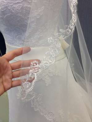 Элитное дизайнерское свадебное платье