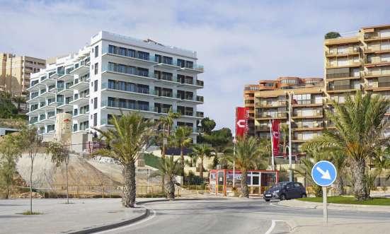 Испания SEA COAST ARENALES - COSTA BLANCA Комплекс Апартамен