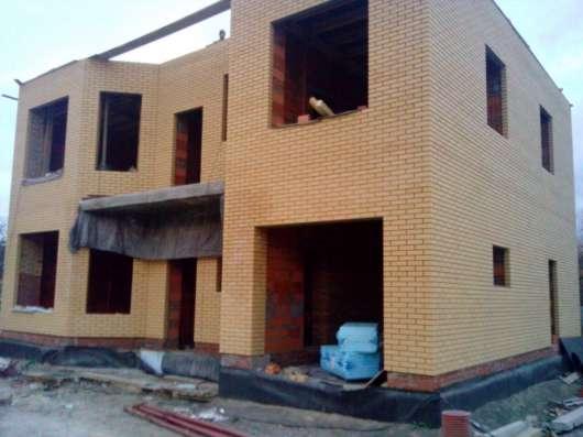 Строительство домов, коттеджей под ключ