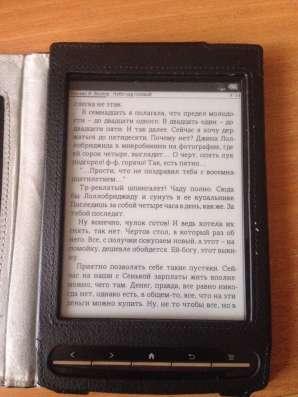 Sony PRS-T1 электронная книга
