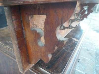 Старинная  вешалка