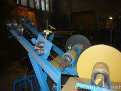 Оборудование для плетения рабицы,станок