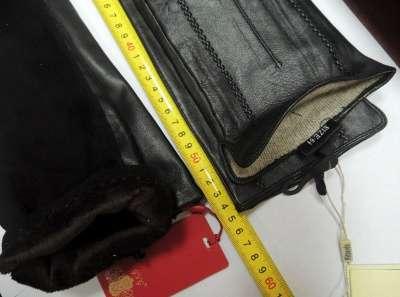 Кожаные перчатки оптом и в розницу в Калуге Фото 5