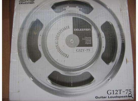 g12t-75 динамик гитарный-АНГЛИЯ