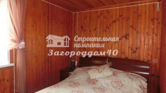 Дача в Калужской области продажа, дом, баня в Москве Фото 1