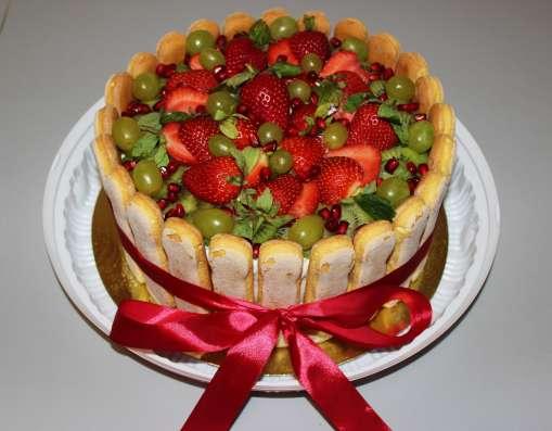 Домашний торт для любого Вашего мероприятия