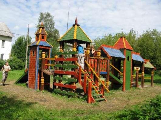 Детские игровые комплексы для детей в Подольске Фото 4
