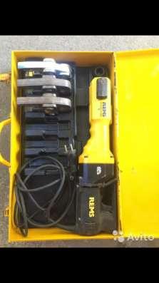 Power press REMS