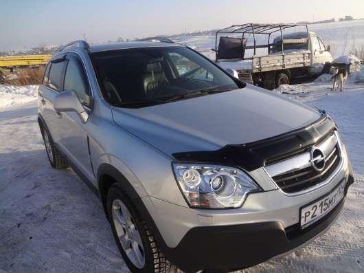 Продажа авто, Opel, Antara, Автомат с пробегом 95000 км, в Красноярске Фото 2