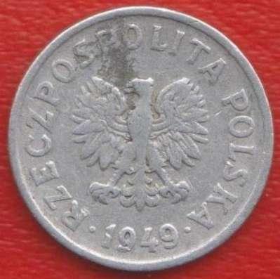 Польша 20 грош 1949 г