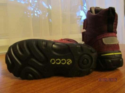 Детская обувь ecco. Размеры 24 и 25