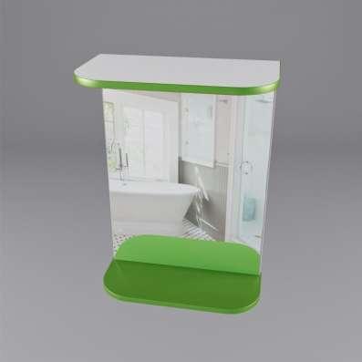 Шкаф-зеркало для ванной комнаты в г. Костанай Фото 3