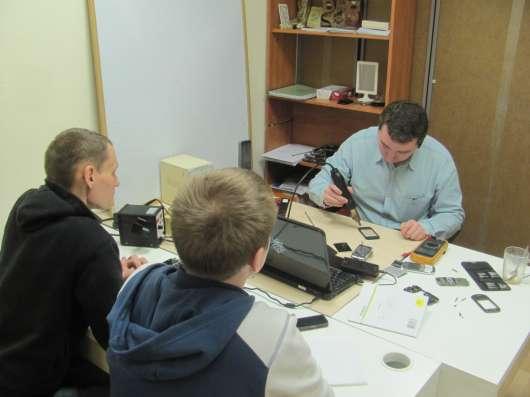Ремонт мобильных телефонов: Обучение в Москве Фото 5