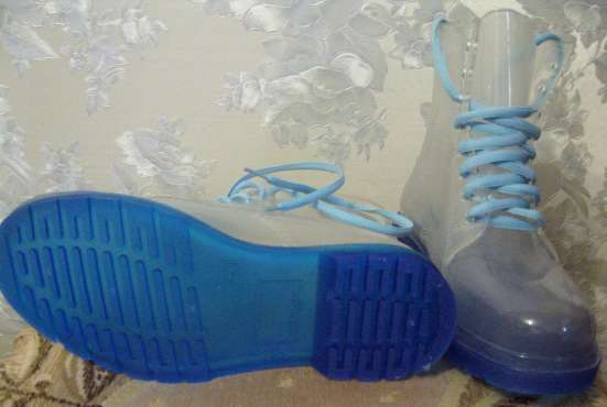 Силиконовые ботинки от дождя в Москве Фото 1