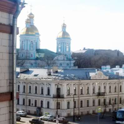 Двухкомнатная квартира 45 кв. м на канале Грибоедова в Санкт-Петербурге Фото 2