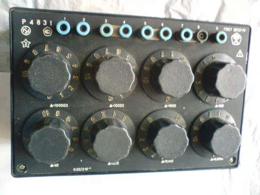 Продам Магазин электрического сопротивления Р4831
