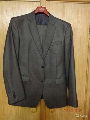 Классический мужской костюм Сударь