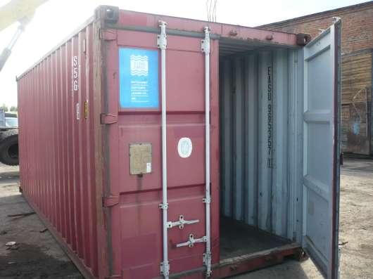 Морские контейнеры б/у в Владимире Фото 1