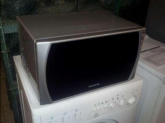 Микроволновая печь DAEWOO KQG-868G
