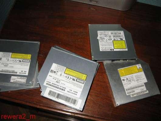 SATA и IDE DVD-RW приводы для ноутбуков в Москве Фото 1