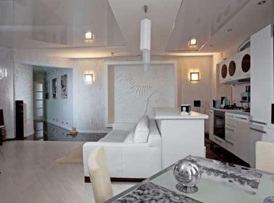 Ремонт и отделка потолка (Подготовка, окраска, натяжные потолки, подвесные потолки)