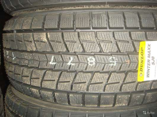 Новые зимние Dunlop 235/50 R18 Winter Maxx SJ8