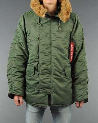 Продам куртку Alpha