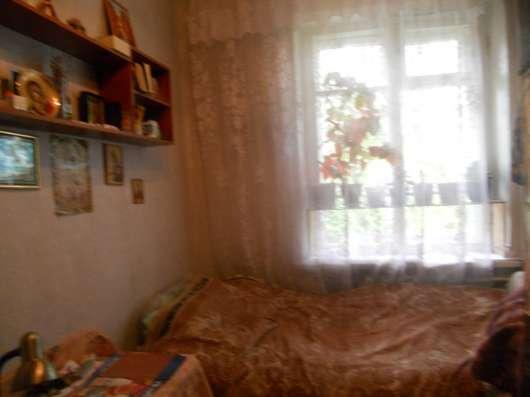 Продам 2комнаты в 4-к квартире, МО, г. Подольск Фото 4