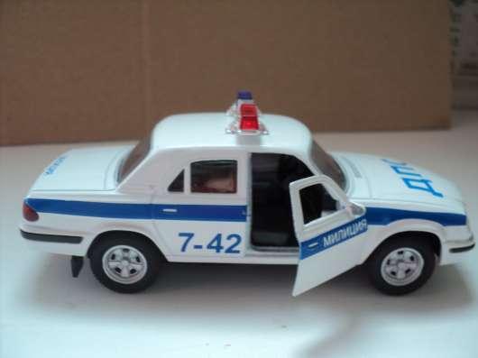 Масштабная модель автомобиля ГАЗ в Москве Фото 1