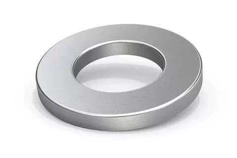Скоба металлическая однолапковая 19-20 мм
