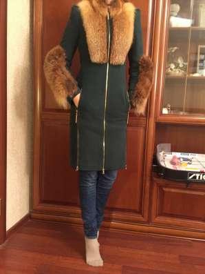Зимнее, меховое женское пальто в Москве Фото 3