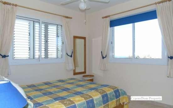 Трехкомнатный Апартамент в пригороде Пафоса-Кипра