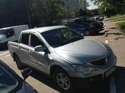 автомобиль SsangYong Actyon