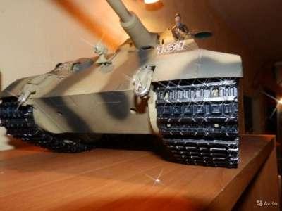 Радиоуправляемый танк Taigen KingTiger H в Санкт-Петербурге Фото 2