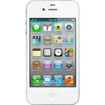 сотовый телефон iPhone iPhone 4s с логотип