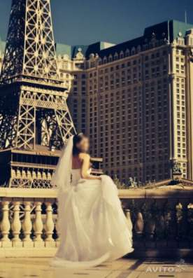 свадебное платье David's Bridal