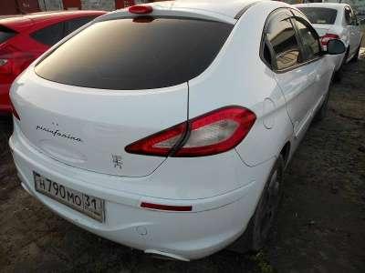 автомобиль Chery M11, цена 280 000 руб.,в Белгороде Фото 3