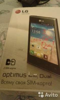 Смартфон LG E-615