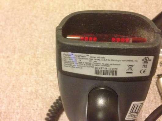Сканер штрих кода Metrologic Focus 1690 COM