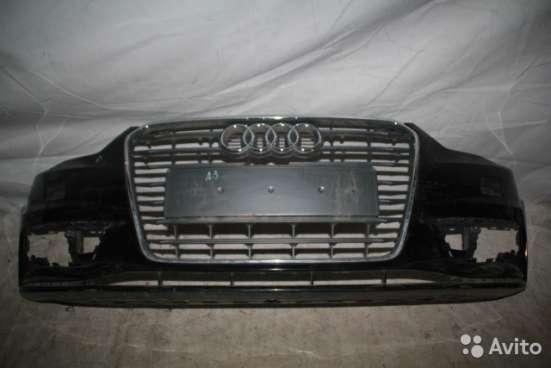 Бампер передний, Audi A3 8V